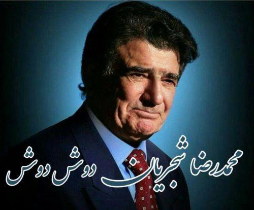 Doosh Doosh mp3 image - دانلود آهنگ دوش دوش از محمدرضا شجریان